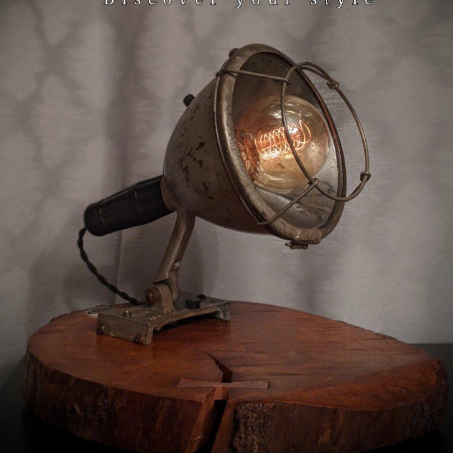 Portable Lights Company Lamp